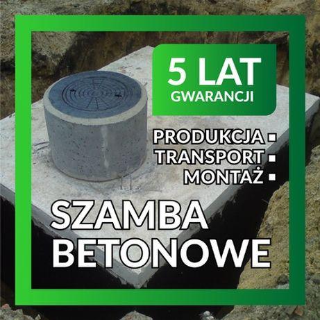 Szambo betonowe Zbiornik betonowy Deszczówka Woda #Producet #Szczelny