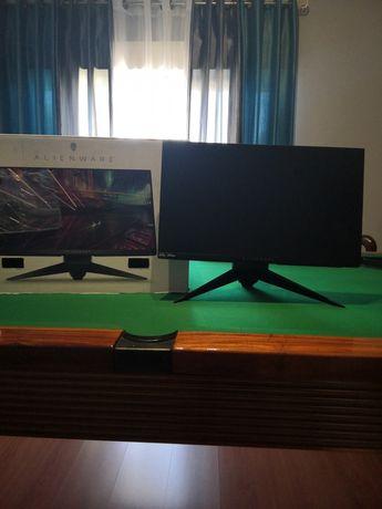 Monitor Gaming Alienware AW2518H 240hz Gsync garantia