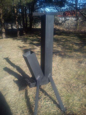 EKO grill -piecyk rakietowy