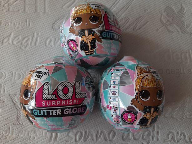 Оригинал  Кукла лол зимнее диско lol surprise!