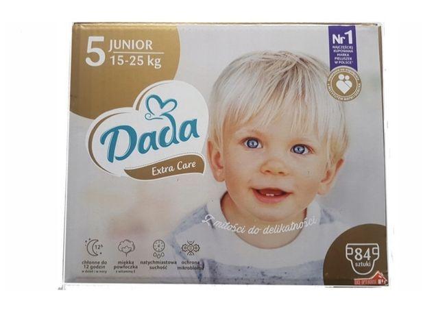 Підгузники  DADA Extra Care 5  84 шт. (15-25кг.)
