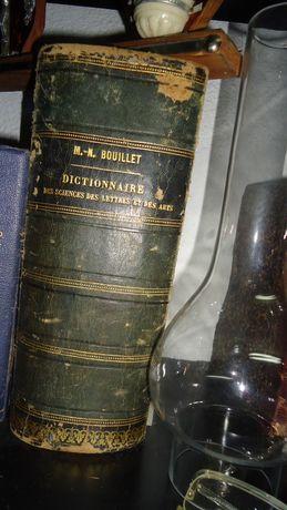 Dicionário Francês com 112 Anos
