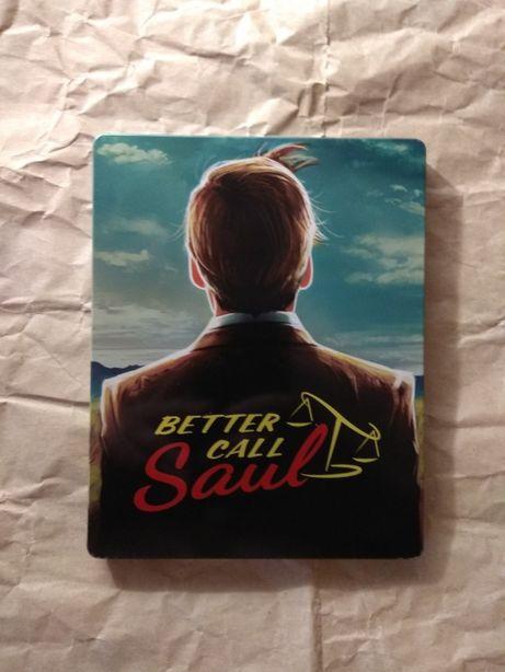 Better Call Saul - Temporada 1 (Steelbook)