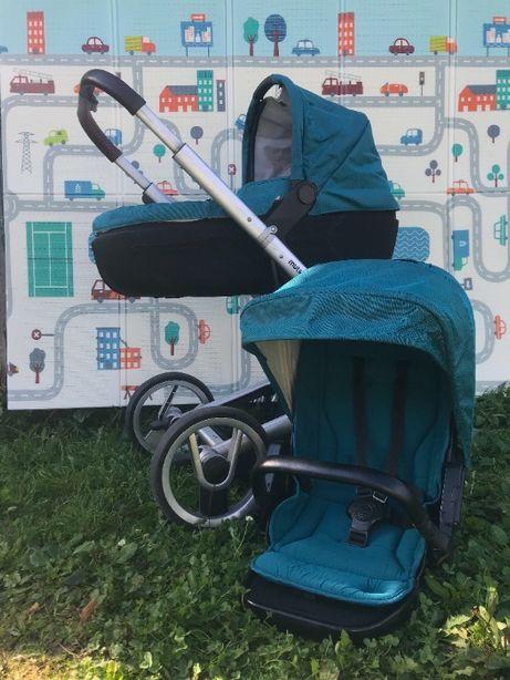 Продам коляску Mutsy igo 2в1 цвет - аквамарин