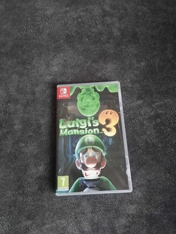 LUIGI MANSION 3 Nintendo switch