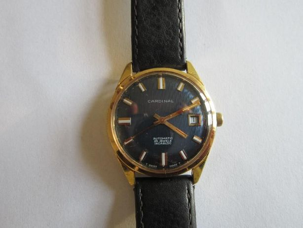 zegarek Cardinal automatic