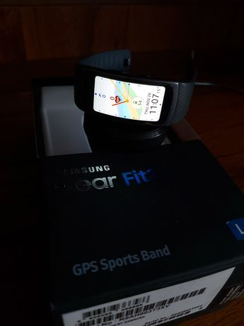 Smartwatch Samsung Gear Fit 2 SM-R360 - Zestaw
