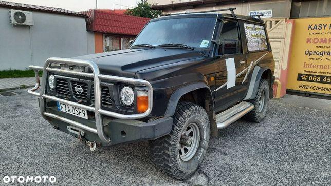 Nissan Patrol Doinwestowany, w pełni sprawny do poprawek blacharskich