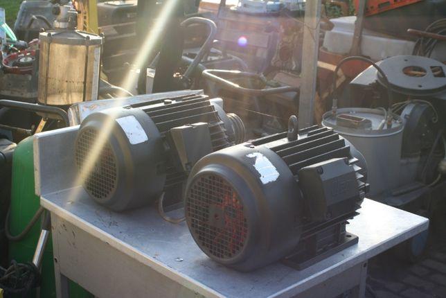 silnik elektryczny 3-fazowy, 6,9 kW, 1480 obr./min