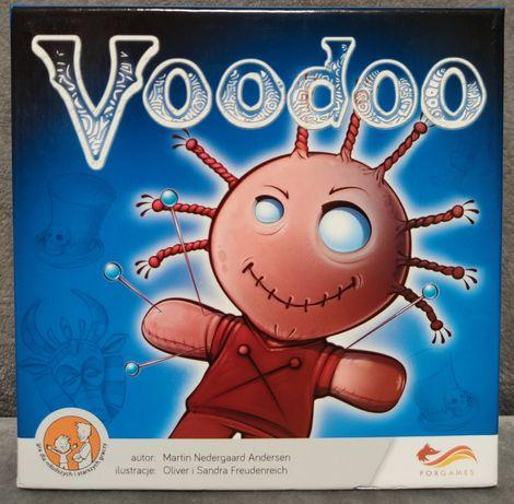 Gra karciana rodzinna Voodoo na spostrzegawczość 2-6 graczy 7+