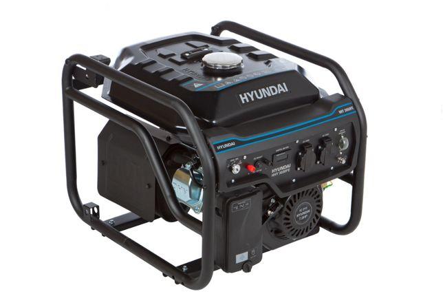 Генератор бензиновый Hyundai HHY 3050F. Новый. Гарантия - 24 месяца.