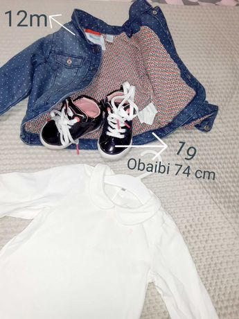 Крутая брендовая одежда на девочку до 1 года