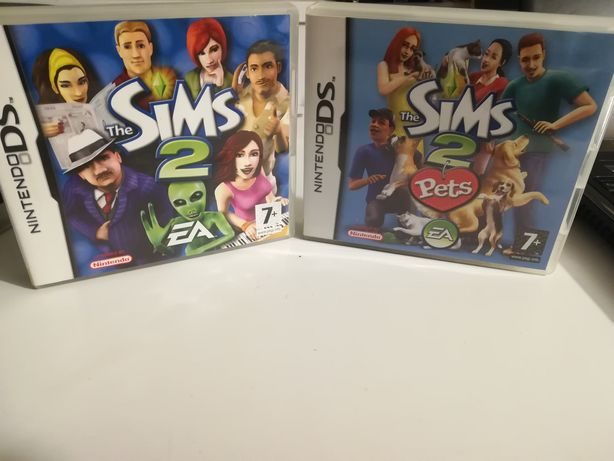 Nintendo DS Sims 2, Sims 2 Pets