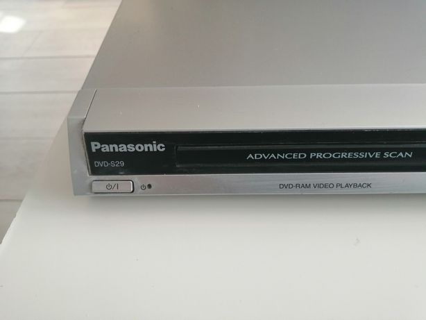 Dvd Panasonic S29
