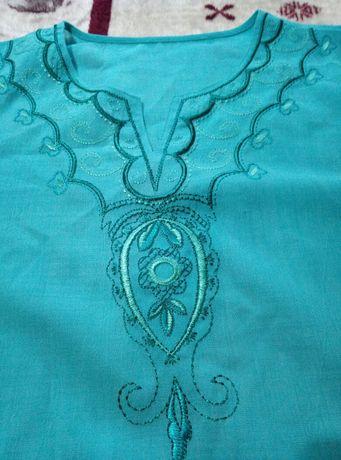 Большой размер блузка аышиванка