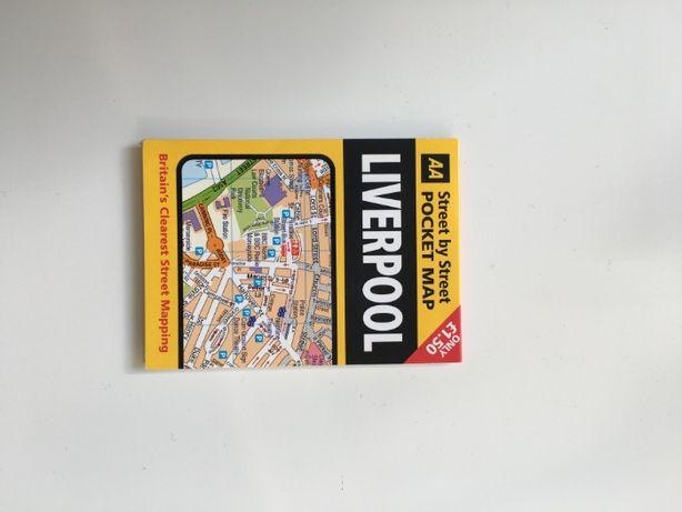Liverpool Plan miasta z 2007