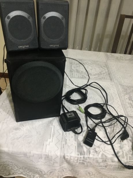 Vendo sistema de som
