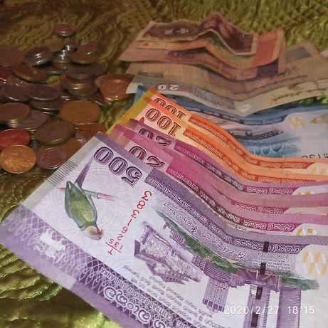 Продам купюры монеты