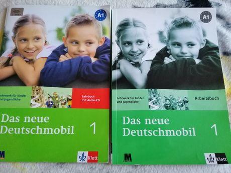 Учебный набор по немецкому языку