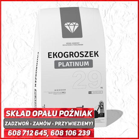 Ekogroszek PRESTIGE Platinum - Ekogroszek workowany