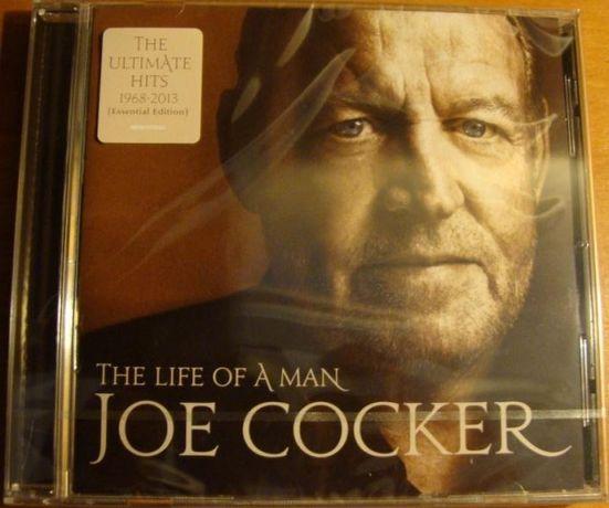 JOE COCKER - The Life Of A Man - The Ultimate Hits
