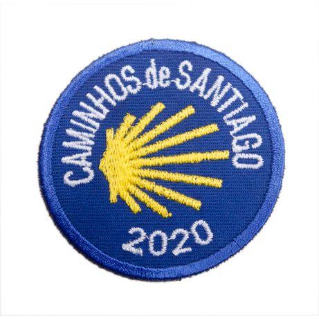 Emblemas Caminhos Santiago