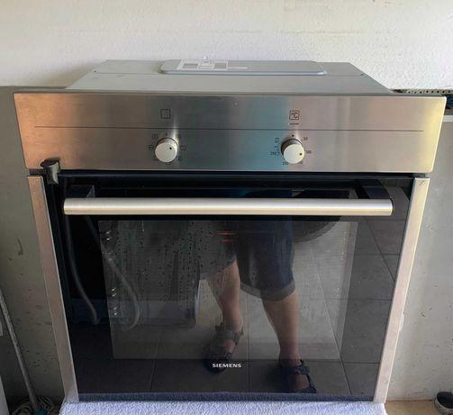 Духовка електрична Siemens 2017рік духовой шкаф-печь-ідеальна