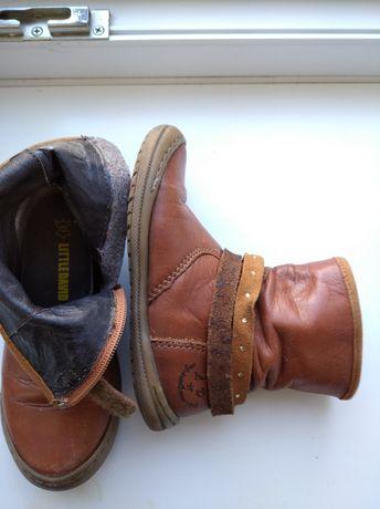 Осенние ботинки,сапожки для девочки.