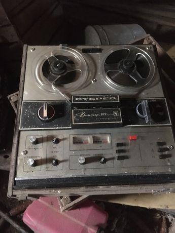 Бабиный магнетофон