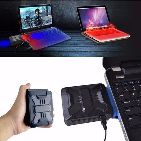 USB Mini Vacuum - Cooler extractor de calor para refrigerar portateis