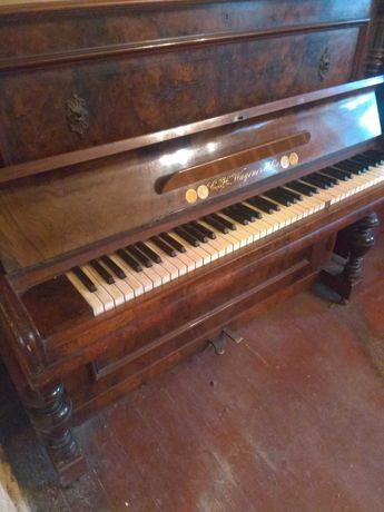 Pianino stuletnie Wagner.