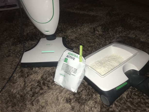 Higienizacao de carpetes