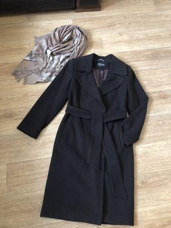 Стильное пальто VOLSAR тёплое как пуховик (натурал состав) + ПОДАРОК!