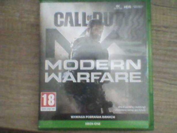 Call of Duty Modern Warfare 2019 Xbox One Dubbing PL Jak nowa