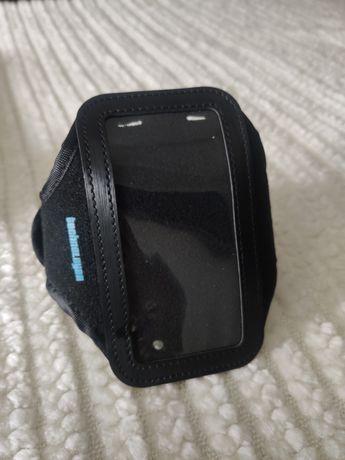 Braçadeira para telemóvel ou iPod