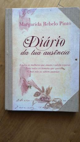Diário da Tua Ausência de Margarida Rebelo Pinto