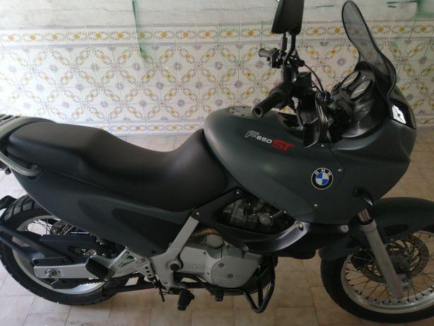 Vendo ou troco moto bmw f650 st funduro