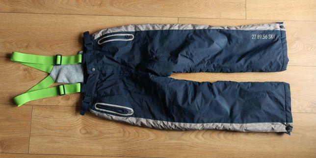 spodnie zimowe narciarskie CoolClub * r. 134