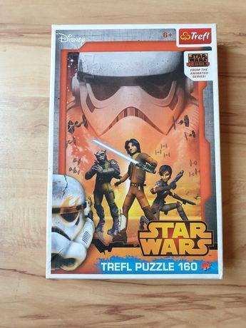 Trefl puzzle Star wars Disney 160 puzzli wiek 6+