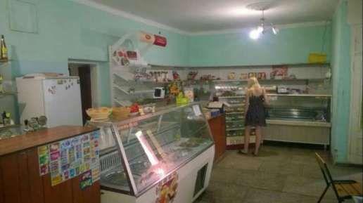 Дом кафе магазин