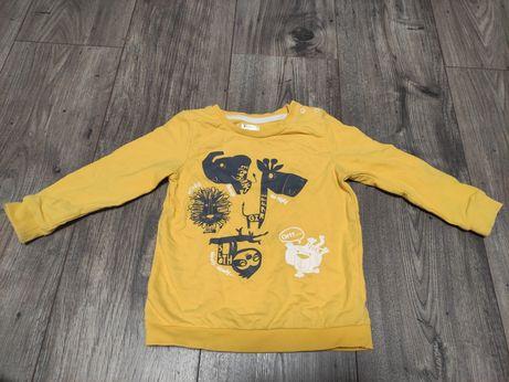 Bluza chłopięca rozmiar 92