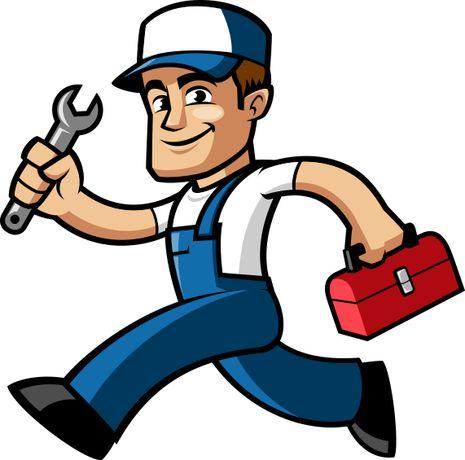 Hydraulik, usługi hydrauliczne, udrażnianie rur, przetykanie