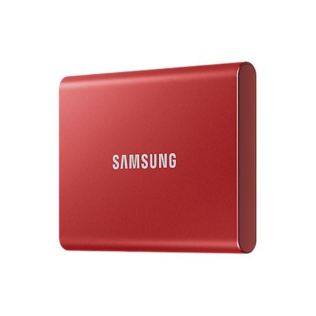 Dysk zewnętrzny SSD Portable T7 1TB USB3.2 (w)