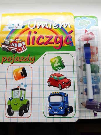Nowa książeczka dla przedszkolaka