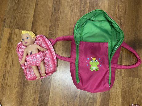 Переноска для кукол и рюкзак переноска