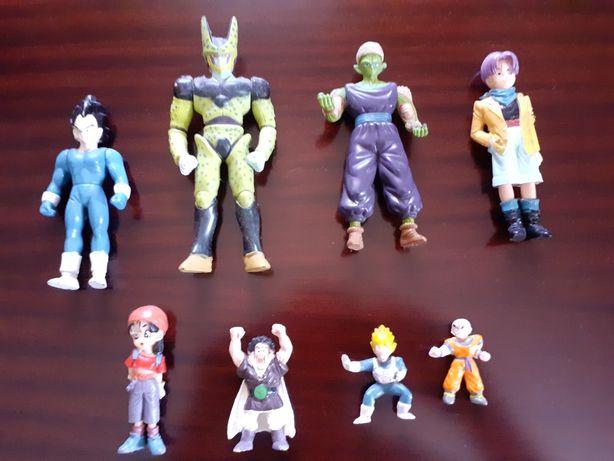 Conjunto de figuras dragon ball