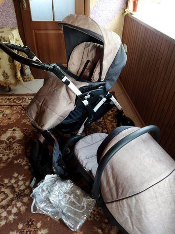 Продам коляску 2 в 1 Cam Dinamicо(Италия) в хорошем состоянии.