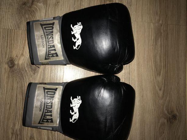 Боксерские перчатки, рукавиці для боксу, Lonsdale, Everlast,