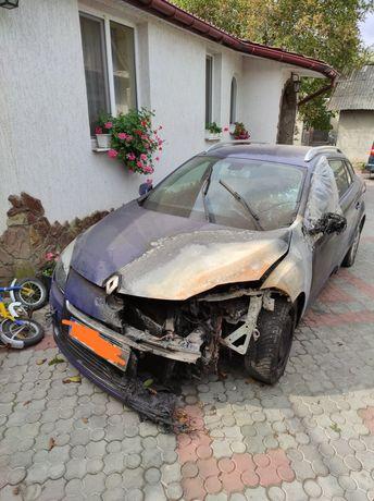 Renault Megane 3 2012p