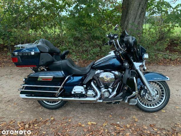 Harley-Davidson Electra Harley ELECTRA ULTRA CLASSIC *LIVE TO RIDE* po dużym serwisie śliczny